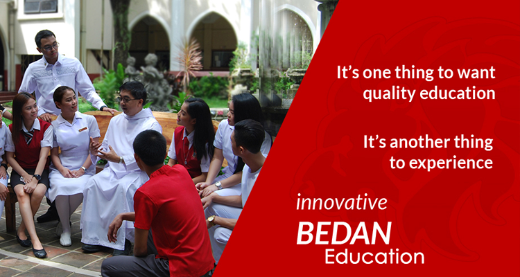 Admissions - SAN BEDA UNIVERSITY