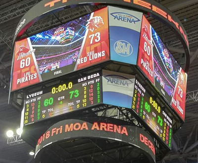 NCAA Finals Game 1 is in the Books. Congratulations Red Lions!